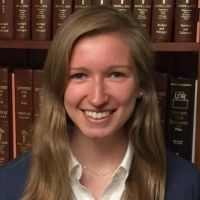 Abigail Johansen, Law Clerk